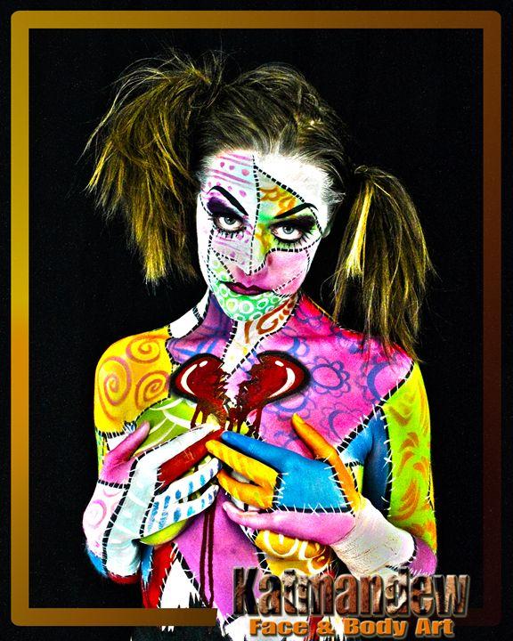Rag Doll - Katmandew Face & Body Art