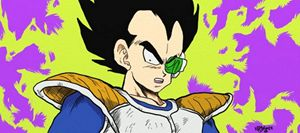 Vegeta: Dragon Ball Z