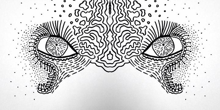 Mutant eyes - Darian Elizabeth