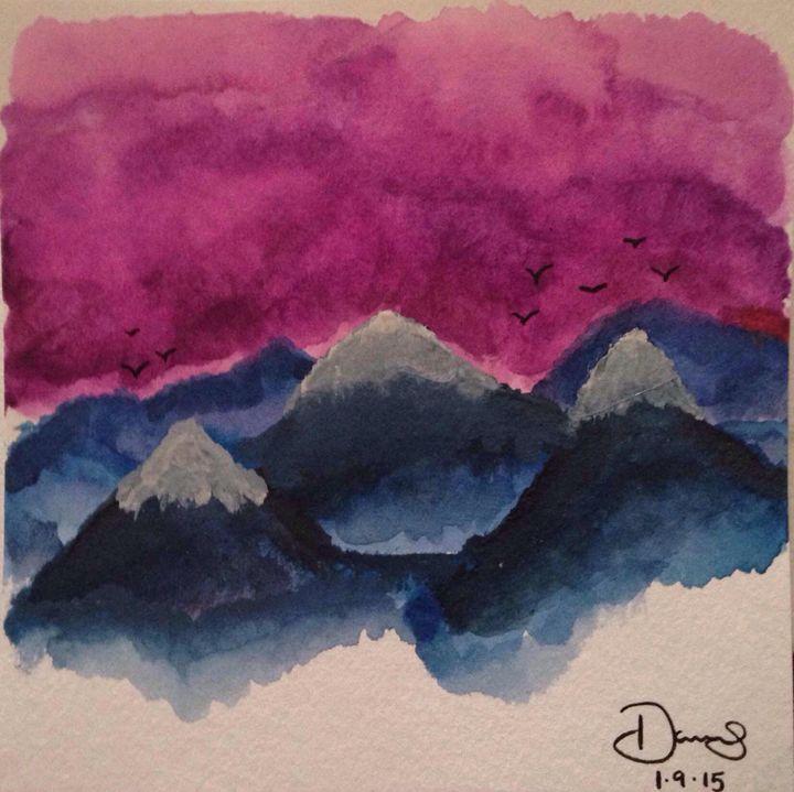 Purple Haze - Darian Elizabeth