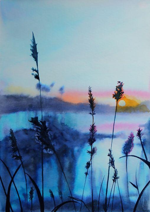sunset - astharox