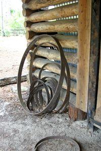 Barrel Hoops