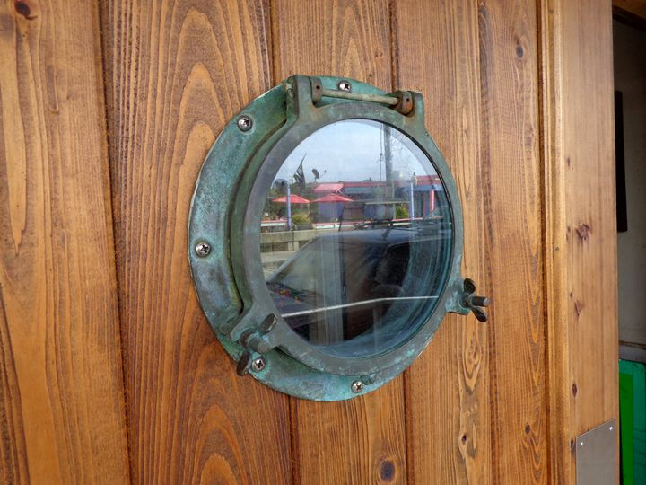 Porthole - Traveler Wendell