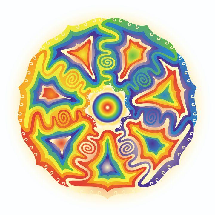 i am 7 - conscious oneness - fraktolon