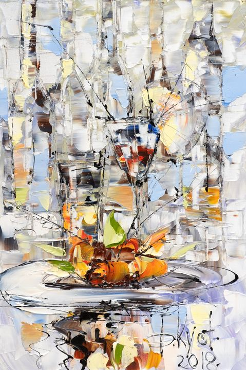 Still-life - Dmitry Kustanovich