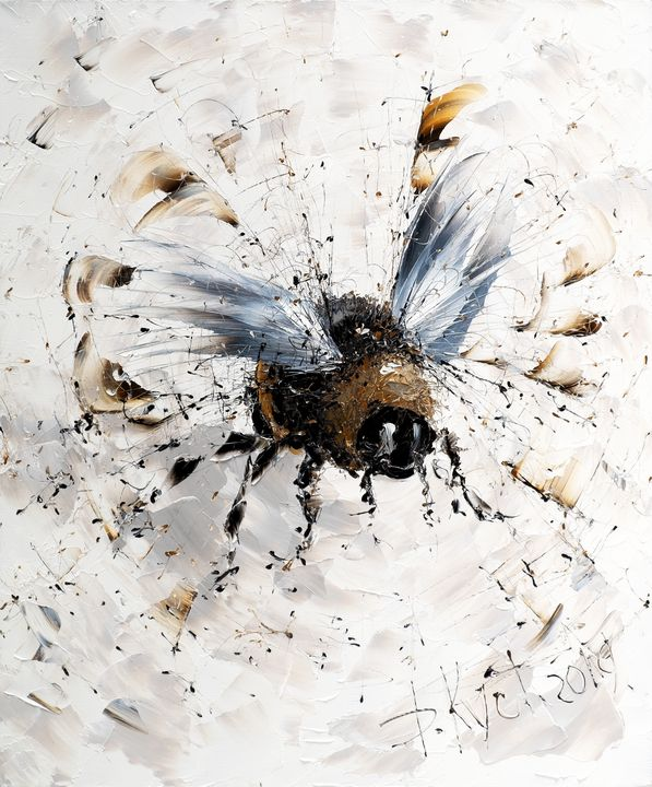 Flight of the bumblebee - Dmitry Kustanovich