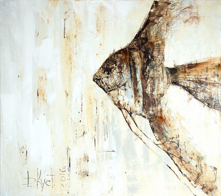 The small fish - Dmitry Kustanovich