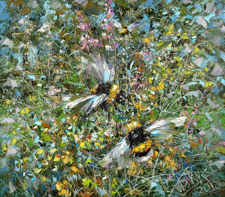 Bumblebees - Dmitry Kustanovich