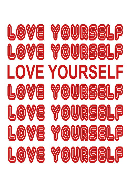 LOVE YOURSELF - EESOME