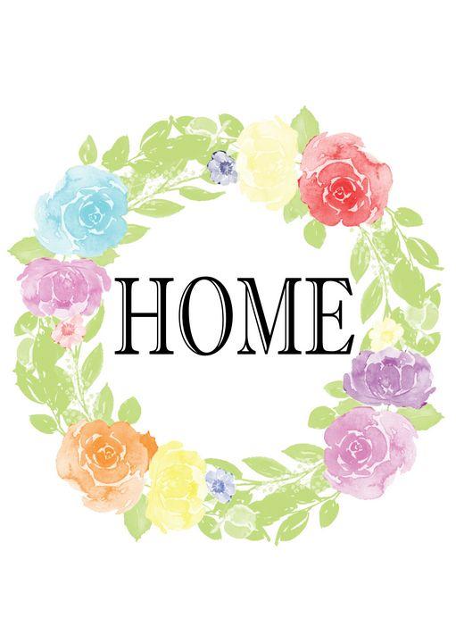 HOME WREATH - EESOME