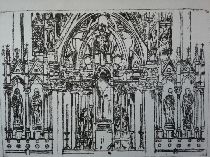 Church Alter - Padraig Murphy