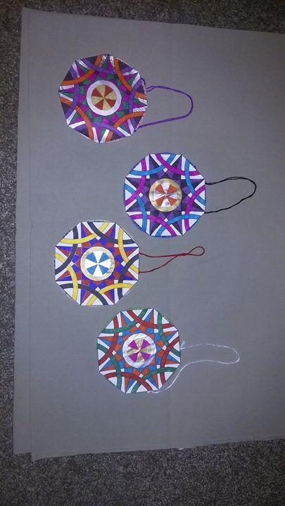 Hanging design - Kim's Crafts