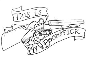 This is my BOOMSTICK!!