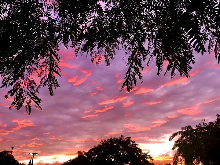 Sunset - Eileen Santiago