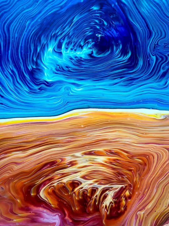 Fire and Water 1 - Eileen Santiago