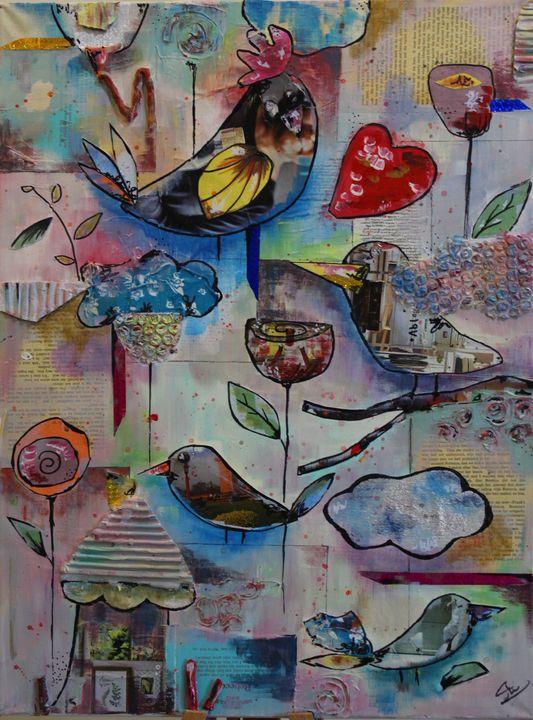 Birds - Manar Albasha