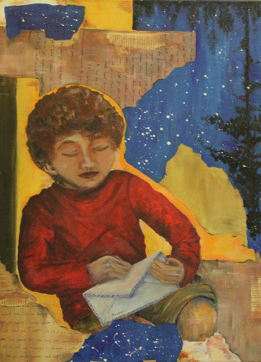 midnight message - Manar Albasha