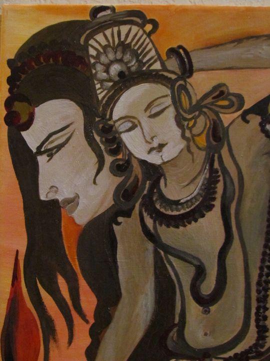 Dreaming - Abha's Art