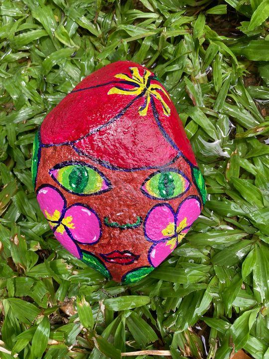 Ancestor Rock - Just Lupita aka Yaqui Yaiyai