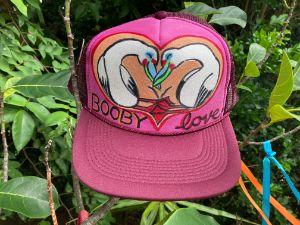 BOOBY love hat