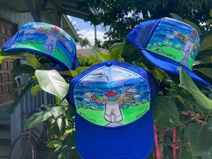 Kilauea, Kauai hat