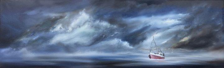 Avoiding the Storm - James Rooney