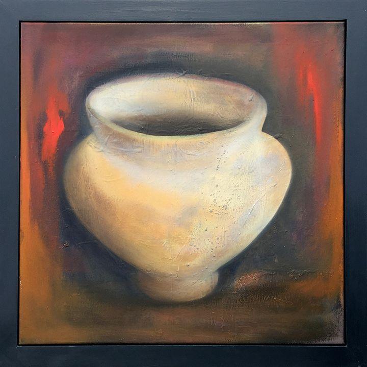 Large Vase - James Rooney