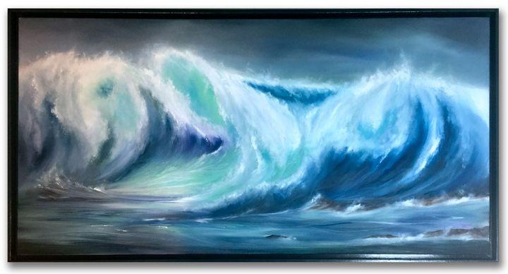 Wild Waves - James Rooney