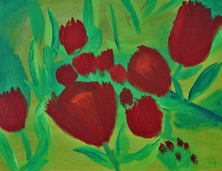 Tulips #1 - OzMan Artistry