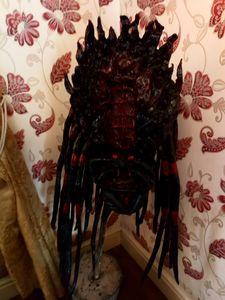 predator sculptor 3d