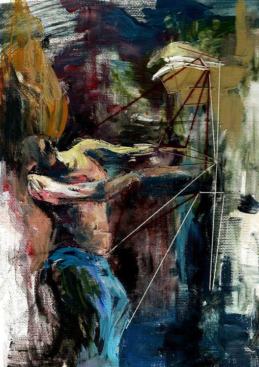 Tangled - Mrougenero_Dimitra Bouritsa