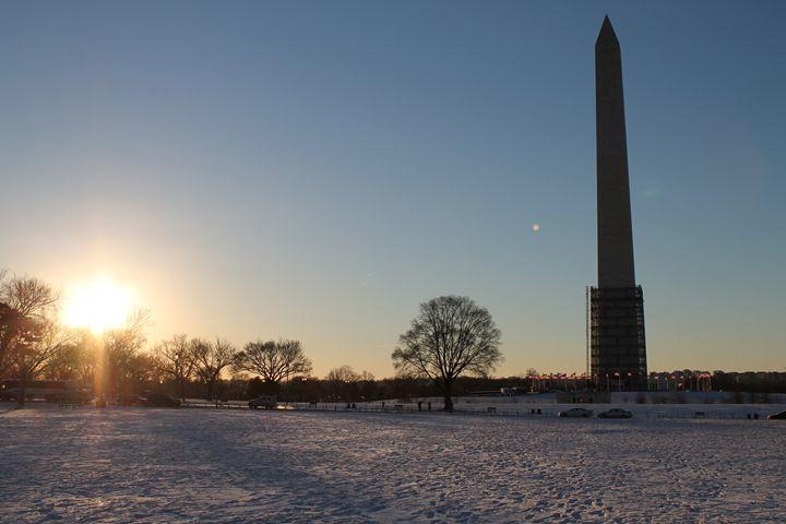 Washington monument - Quinn.W
