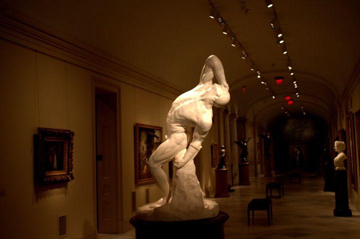 sculpture - Quinn.W