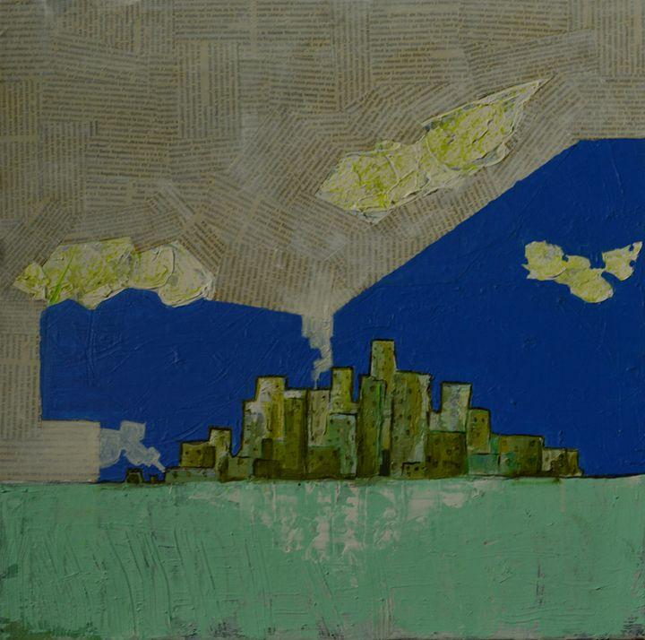 Yell of the City - insane imagination