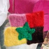 Needle Felting Wool art