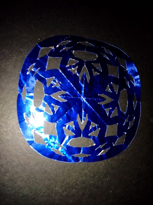 blue light - Kai-Pay Art House