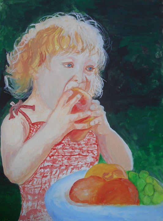 small little girl - Ritu Verma