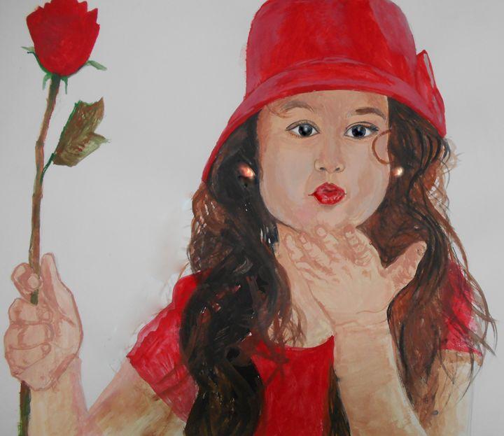 sweet girl - Ritu Verma