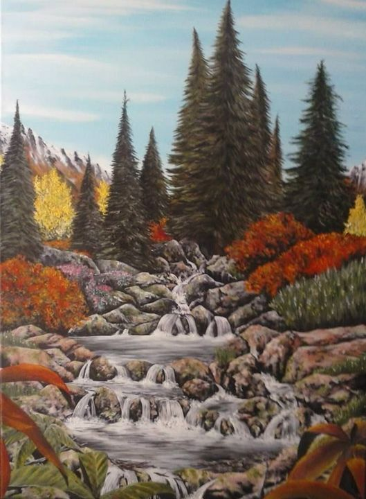 Gore Creek Colors - Colin Welter