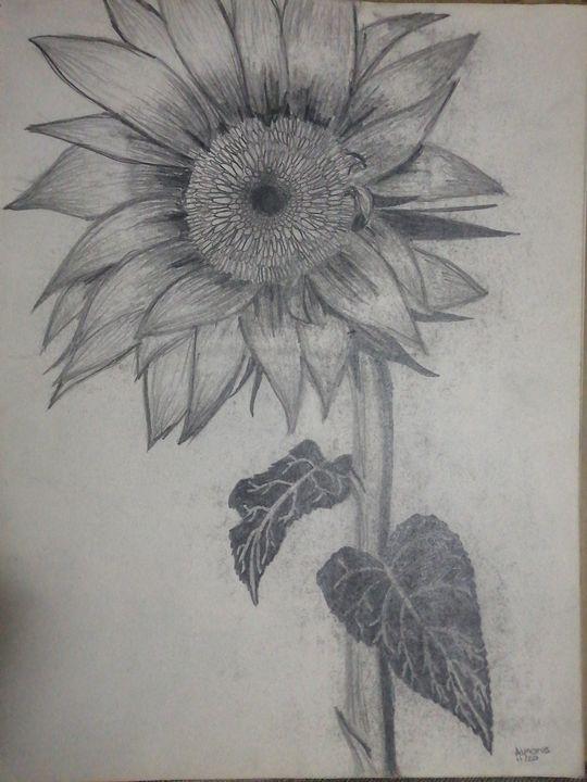 Sunflower 01 - Almarie Creations