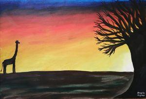 Sunset balst