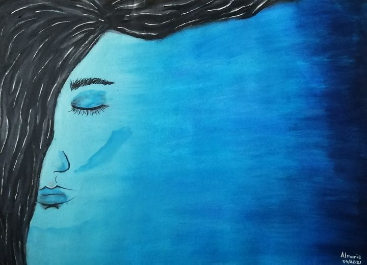 Sleepin' sad - Almarie Creations