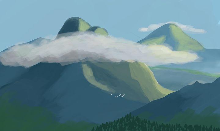 landscape - Wills art