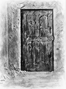 Prison Door - Wesley Smith