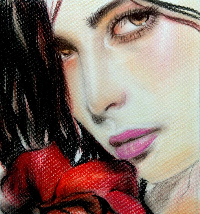 NOHELIA - Catalina Saenz Fine Art