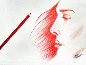 Red sketching