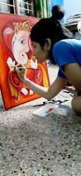Unrevealed Artist