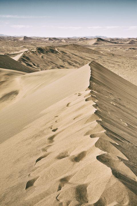 Desert Landscape - Heatherae Photography