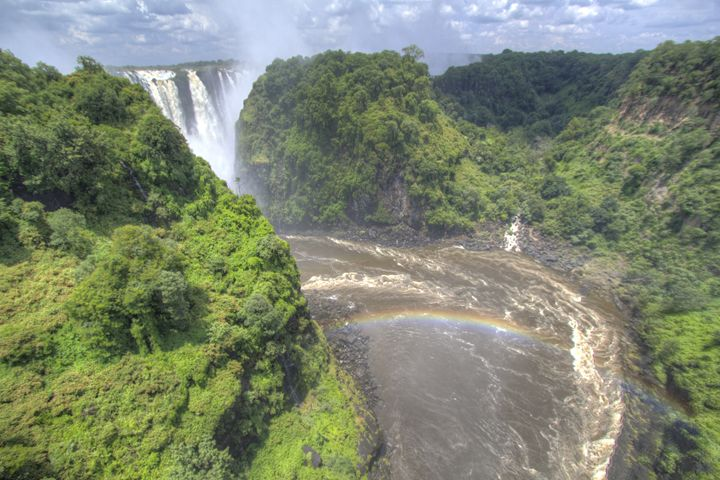 Victoria Falls - Heatherae Photography