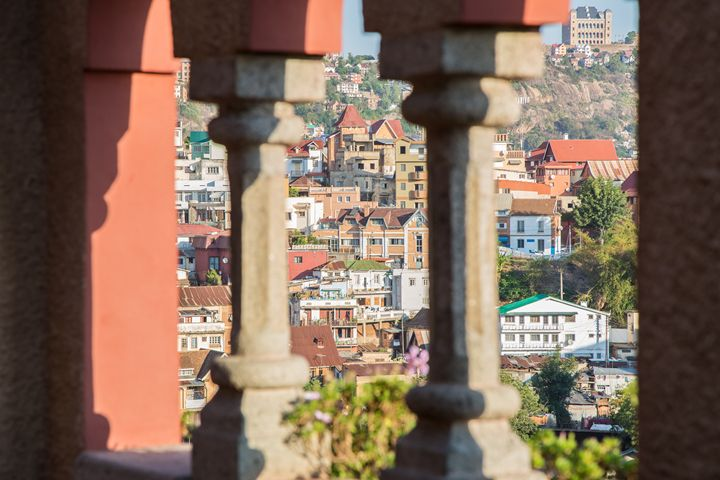 Antananarivo Cityscape - Heatherae Photography